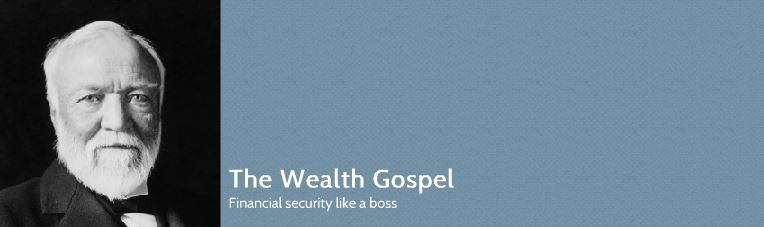 The Wealth Gospel
