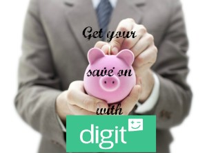 Get your save on with digit