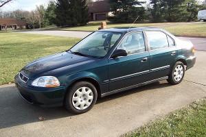 i love my old car