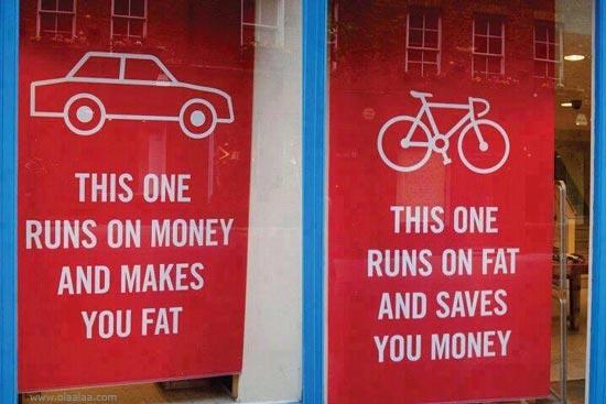 Car vs Bike