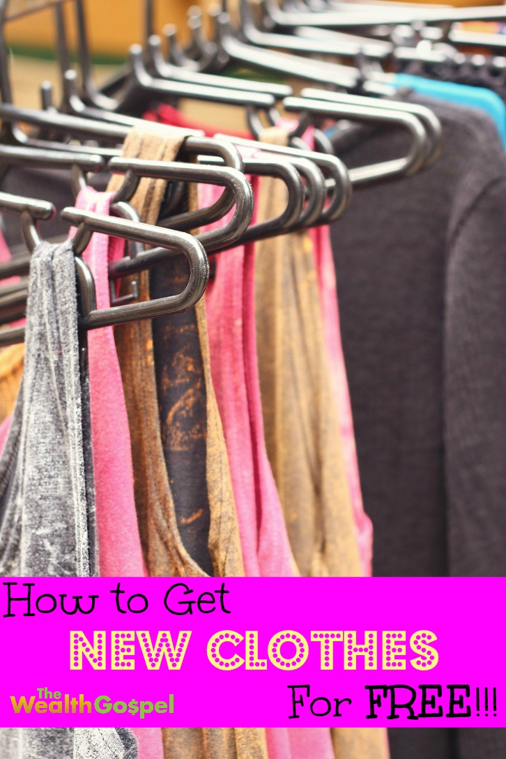 Fashion and frugal typically don't mix, but there are some ways you can get new clothes for free! Here's our guide to having a clothing swap party!